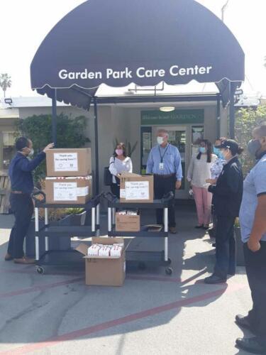 Garden Park Care Center
